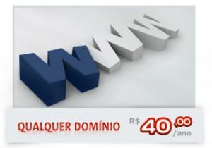 Registro de Domínios .com.br e .com