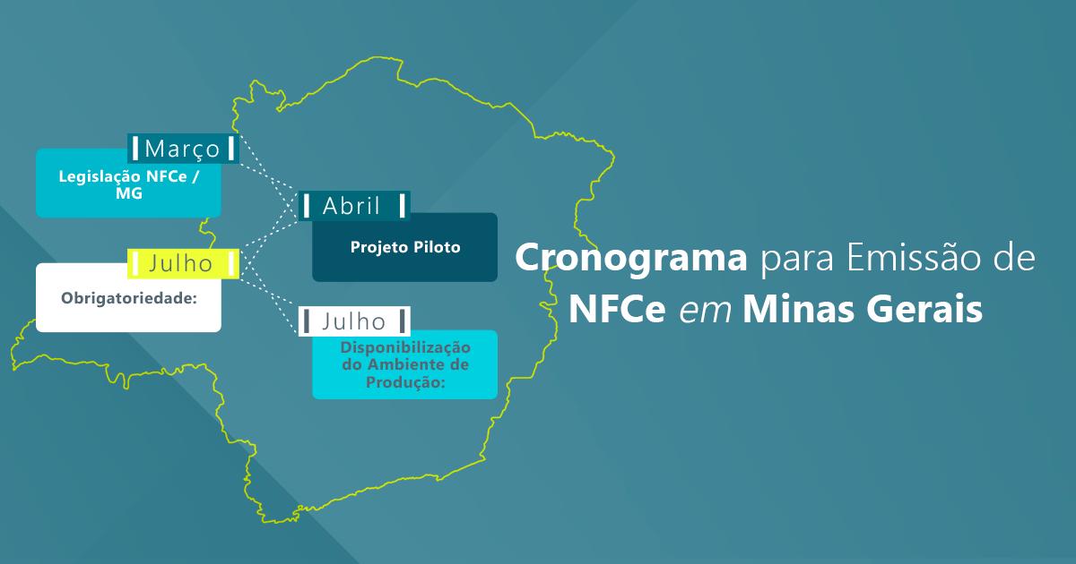 NFC-e em Minas Gerais: entenda as novas datas